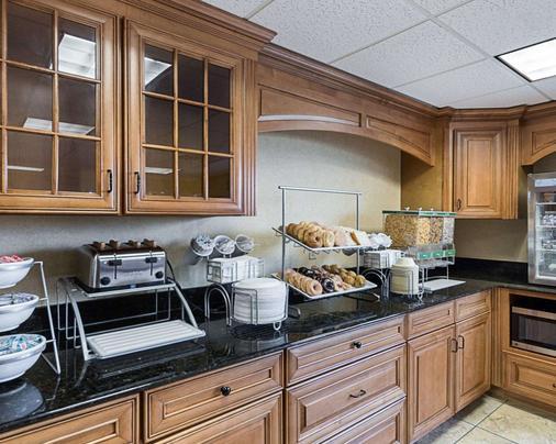 Comfort Suites Wichita - Wichita - Kitchen