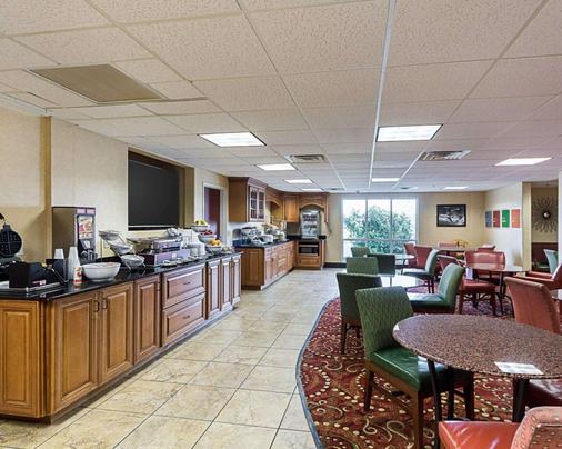 Comfort Suites Wichita - Wichita - Restaurant