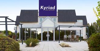 Kyriad - Deauville St Arnoult - Deauville - Building
