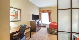 Comfort Suites Golden Isles Gateway - Brunswick - Bedroom