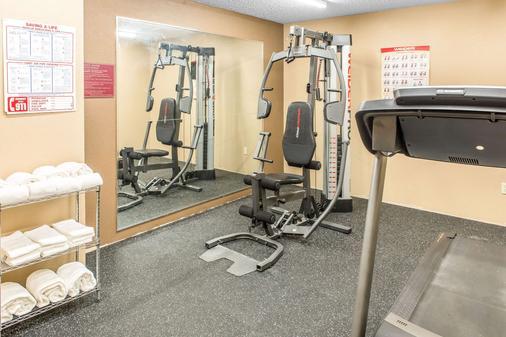 Quality Inn & Suites Columbus West - Hilliard - Columbus - Gym