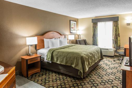Quality Inn & Suites Columbus West - Hilliard - Columbus - Building