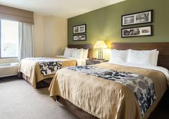 Sleep Inn Phoenix Sky Harbor Arpt - Phoenix - Bedroom