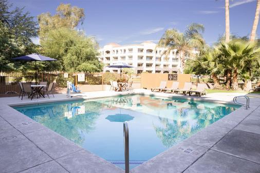 Sleep Inn Phoenix Sky Harbor Arpt - Phoenix - Pool
