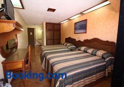 Hotel Isabel I - Oaxaca - Bedroom