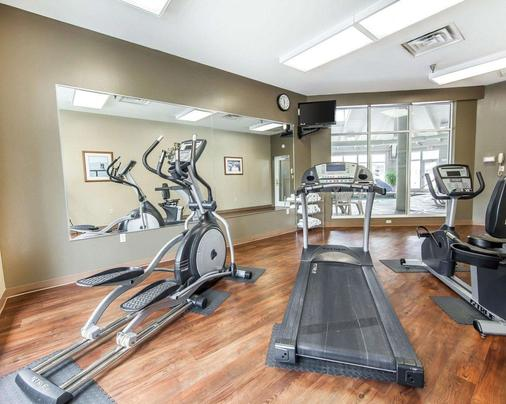 Mainstay Suites Conference Center - Pigeon Forge - Gym