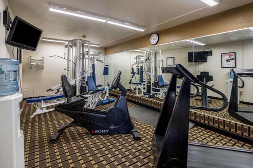 Quality Inn - Tupelo - Gym