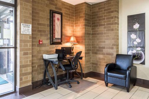 Quality Inn - Tupelo - Business centre