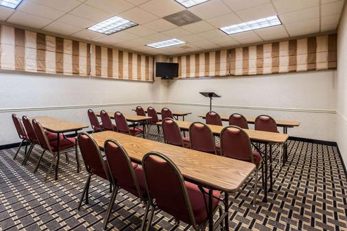 Quality Inn - Tupelo - Meeting room