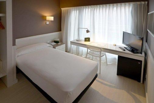 Parallel - Barcelona - Bedroom