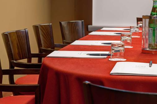 Hotel Barchetta Excelsior - Como - Meeting room