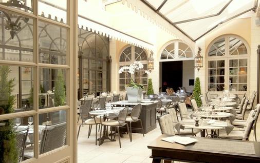 Best Western Premier Grand Monarque Hotel & Spa - Chartres - Restaurant