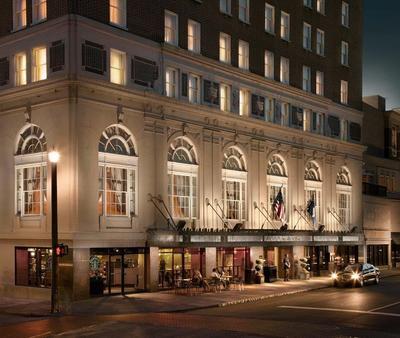 Francis Marion Hotel - Charleston - Building
