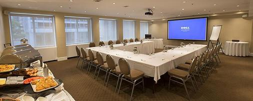 Hotel Le Cantlie Suites - Montreal - Meeting room
