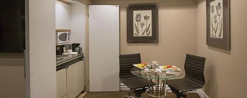 Hotel Le Cantlie Suites - Montreal - Kitchen
