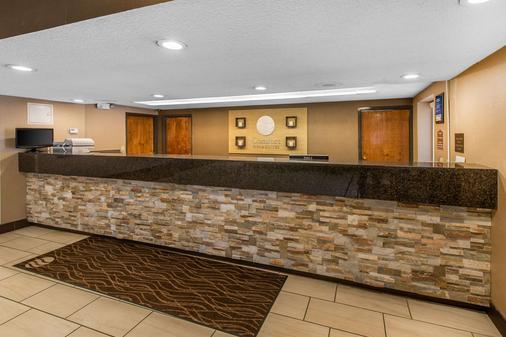Comfort Inn & Suites - Denver - Lobby