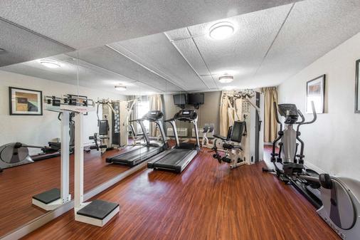 Comfort Inn & Suites - Denver - Gym