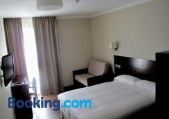 Hotel Rio Hortega - Valladolid - Bedroom