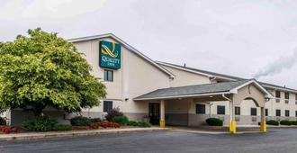 Quality Inn South - Indianapolis - Building