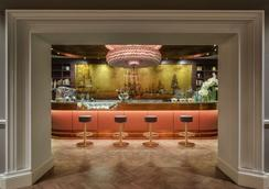 Plaza Hotel Lucchesi - Florence - Bar