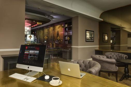 Plaza Hotel Lucchesi - Florence - Business centre