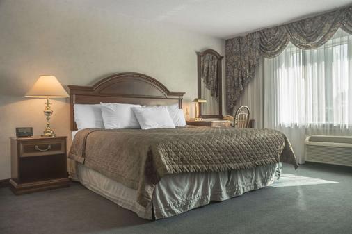 Rodeway Inn Fallsview - Niagara Falls - Bedroom