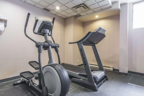 Comfort Suites Downtown - Montreal - Gym