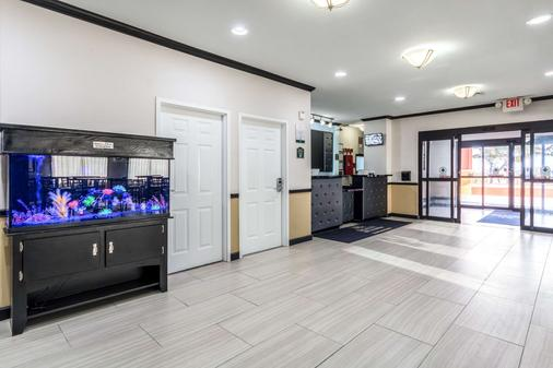 Quality Inn & Suites SeaWorld North - San Antonio - Lobby