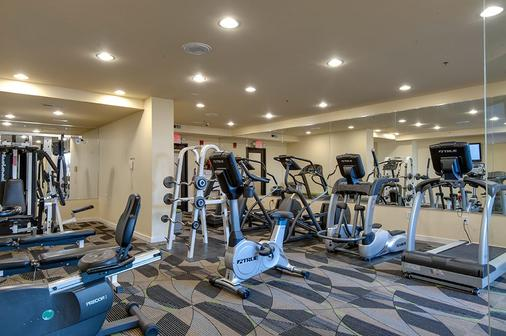 The Patricia Grand By Oceana Resorts - Myrtle Beach - Gym
