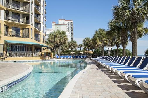 The Patricia Grand By Oceana Resorts - Myrtle Beach - Pool