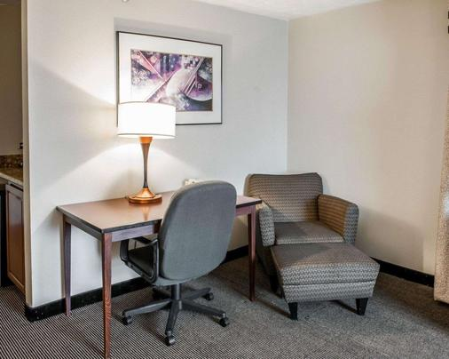 Comfort Inn - Indianapolis - Living room