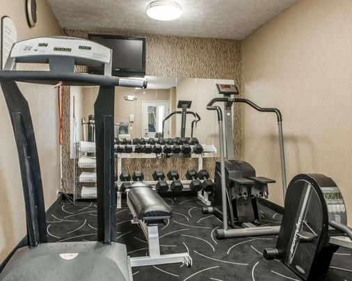 Comfort Inn - Indianapolis - Gym