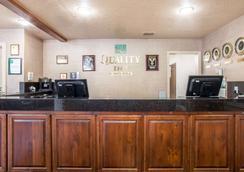 Quality Inn Saint George South Bluff - Saint George - Lobby