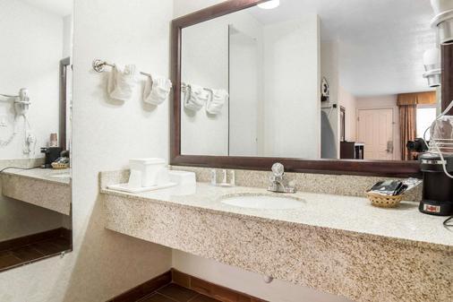 Quality Inn Saint George South Bluff - Saint George - Bathroom