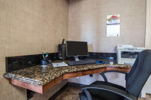 Quality Inn Saint George South Bluff - Saint George - Business centre