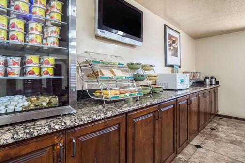 Quality Inn Saint George South Bluff - Saint George - Kitchen