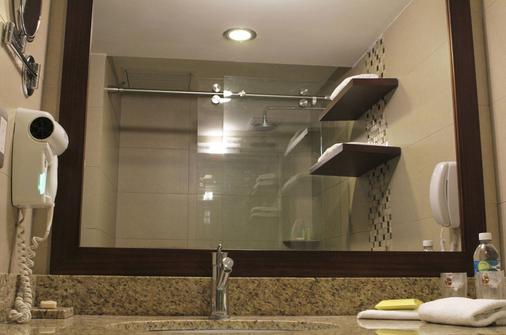 Hotel Continental - Guayaquil - Bathroom