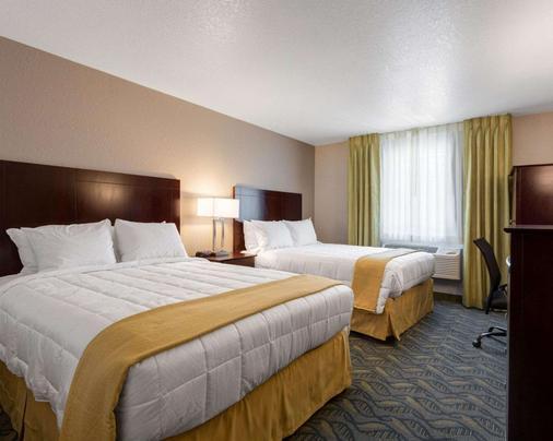 Quality Inn - Prescott - Bedroom