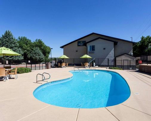 Quality Inn - Prescott - Pool