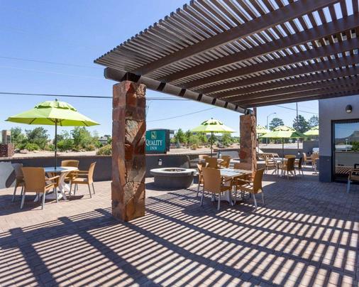 Quality Inn - Prescott - Balcony