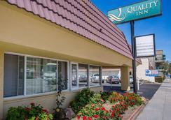 Quality Inn - Santa Cruz - Outdoor view