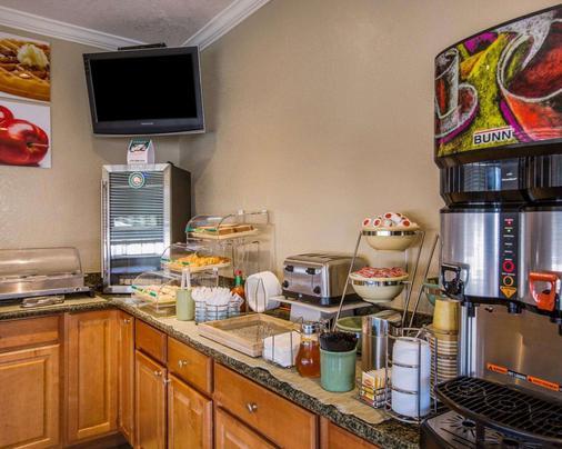 Quality Inn - Santa Cruz - Kitchen
