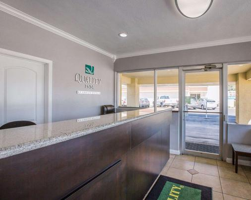 Quality Inn - Santa Cruz - Lobby