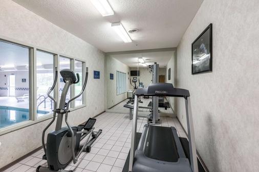 Quality Inn - Kearney - Gym