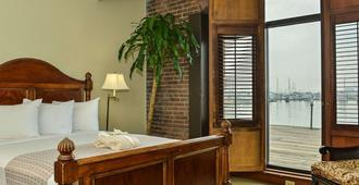 The Inn at Henderson's Wharf, an Ascend Hotel Collection Member - Baltimore - Bedroom
