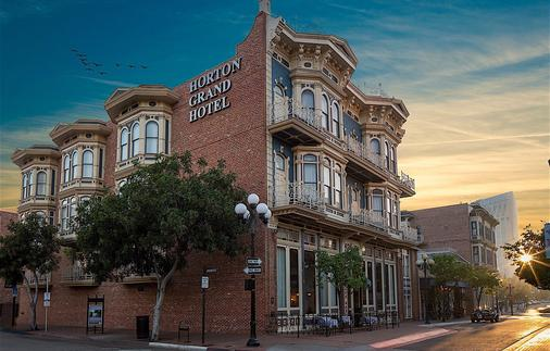 The Horton Grand Hotel - San Diego - Building