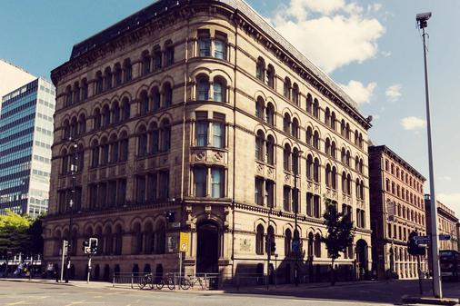 Townhouse Hotel Manchester - Manchester - Building
