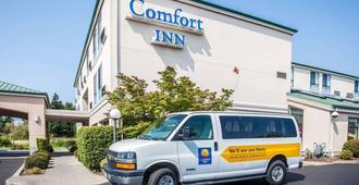 Comfort Inn - Bellingham - Building