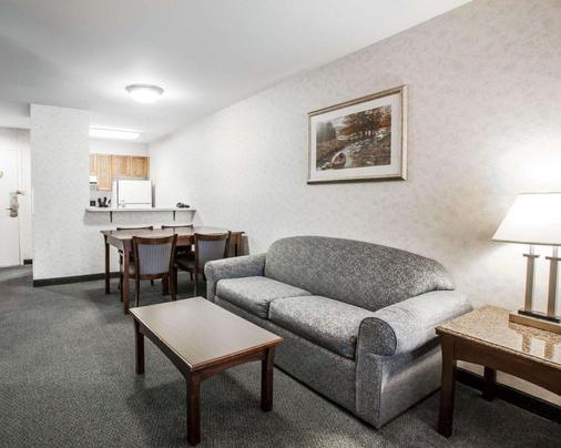 Comfort Inn - Bellingham - Living room