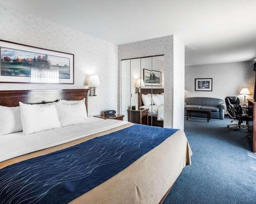 Comfort Inn - Bellingham - Bedroom